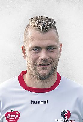 Joey Godee - Helmond Sport - 2017-2018